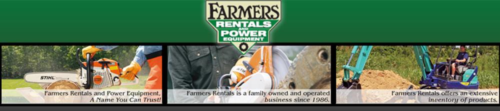 Farmers Rentals & Power Equipment